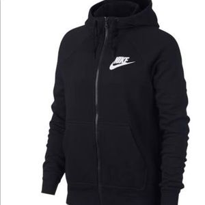 Women's full zip up nike hoodie